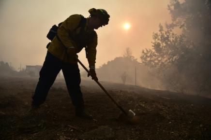 Californie / incendies: 31 morts, bilan le plus lourd depuis 1933