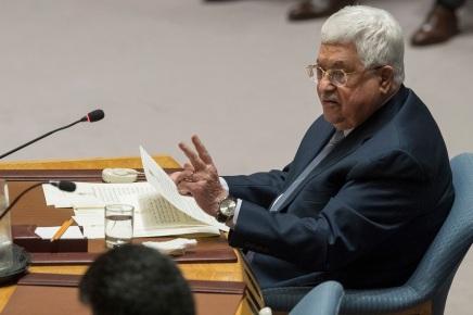 Abbas se dit prêt à négocier avec Israël, quel que soit le vainqueur desélections