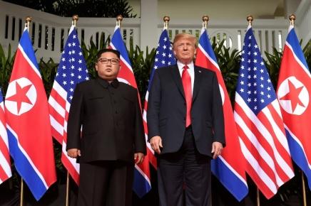 Le deuxième sommet Trump/Kim se tiendra àHanoï