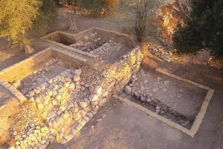Découverte d'un site biblique lié à l'Arche d'Alliance dans le centred'Israël
