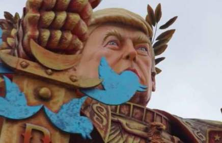 Italie : une statue représentant Trump, empereur de l'humanité, à l'honneur lors du traditionnel Carnaval deViareggio