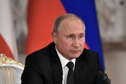 Vladimir Poutine dénonce l'expansion continue del'Otan