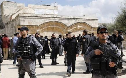 Tensions accrues à Jérusalem et Gaza, Israël se prépare à un regain deviolence