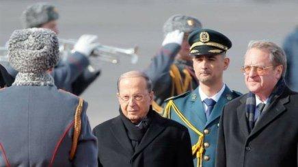 Les échanges russo-libanais vontcroissant