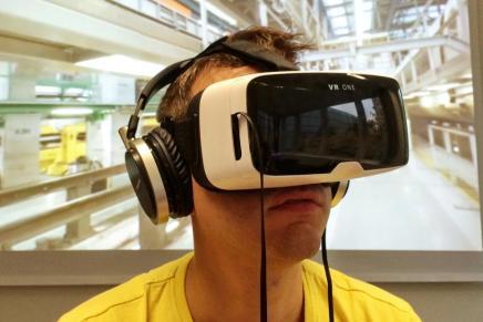 Comment la VR transforme les ressourceshumaines