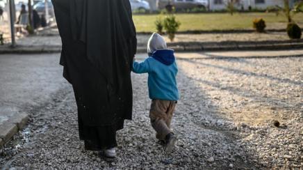 La France a rapatrié de Syrie plusieurs enfants dedjihadistes
