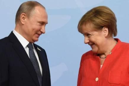Les États-Unis perdent le contrôle del'Europe…