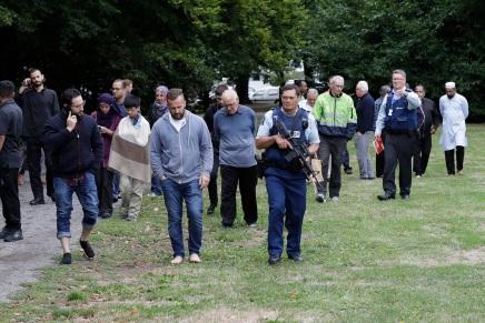 Nouvelle-Zélande: 40 morts dans les attaques demosquées