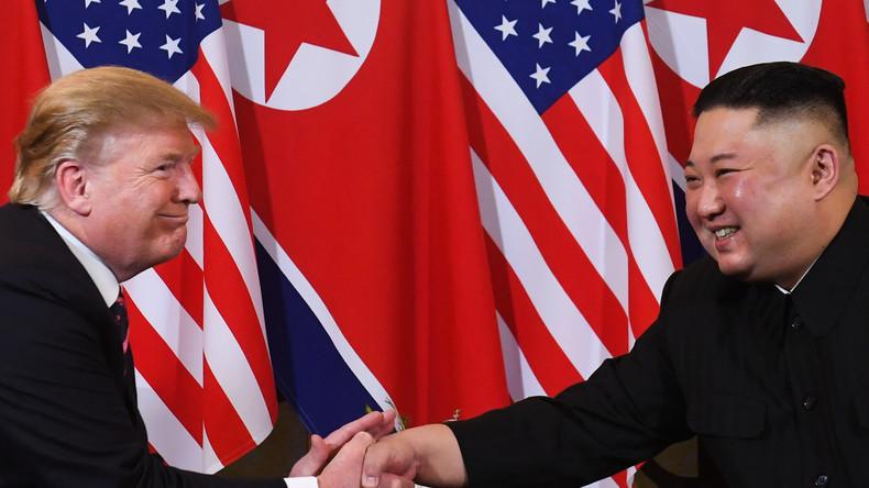 Donald Trump désavoue son administration et annule des sanctions contrePyongyang