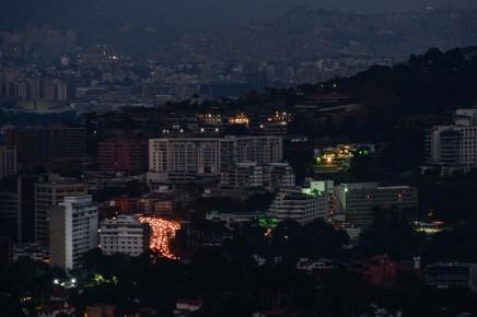 Venezuela : une panne d'électricité gigantesque plonge le pays dans lechaos