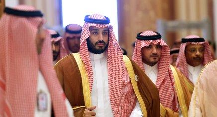 L'Arabie saoudite «condamne» la décision américaine sur leGolan