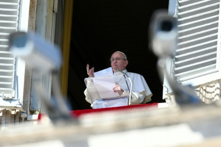 Le pape dénonce l'antisémitisme comme une renaissance «inhumaine et antichrétienne»
