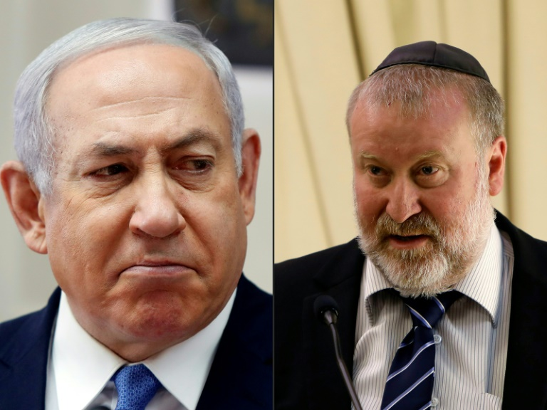 Israël: recommandations d'inculpation de Netanyahou pour corruption, fraude et abus deconfiance