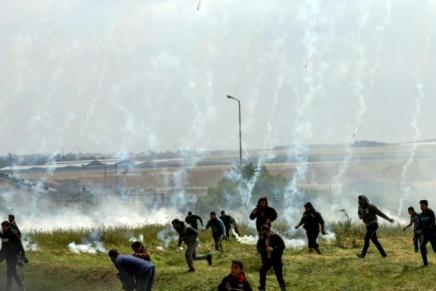 L'Egypte appelle à l'apaisement entre le Hamas et Israël avant l'anniversaire de la «Marche du retour»
