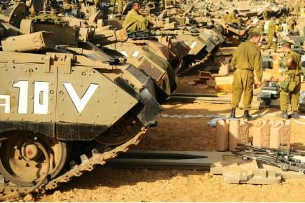 La guerre est-elle proche ? Tsahal fait appel aux unités de réserve du système de missile anti-aérien et des renseignements du Dôme de Fer à la frontière avecGaza