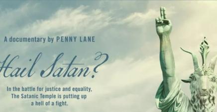 De la promotion du satanisme, le documentaire « Hail Satan ? » bientôt ensalles…