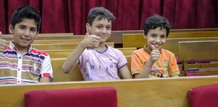 Syrie: comment une église apporte l'espoir dans laguerre