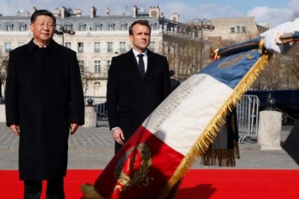 Macron accueille Xi à Paris pour travailler à «un nouvel ordre international»