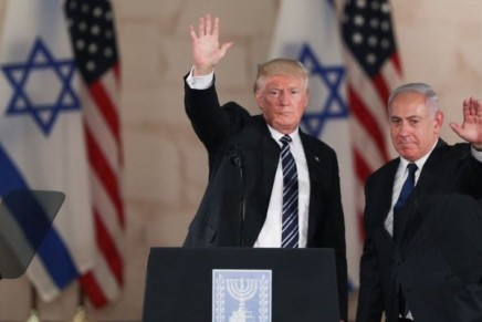 Trump recevra Netanyahu la semaine prochaine à la MaisonBlanche