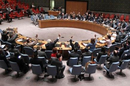 Golan: à l'ONU, 5 pays européens rejettent la décisionaméricaine