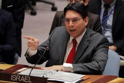 Danon: Est-ce que l'ONU veut donner le Golan auxdjihadistes?