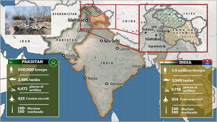 L'Inde se prépare à laguerre