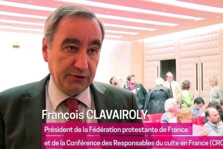 Le président de la FPF demande aux catholiques et évangéliques d'accepter l'IVG et le mariagegay