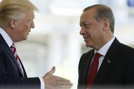 Les États-Unis se préparent à priver la Turquie d'une armepuissante