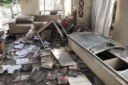 Tir d'une roquette depuis Gaza : L'armée israélienne continue deriposter