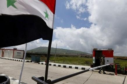 La Syrie s'engage à reprendre le Golan d'Israël «par tous les moyens»