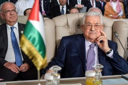 Pour Abbas, après le Golan, Washington laissera Israël annexer laCisjordanie