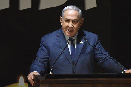 «Cela n'arrivera pas»: Netanyahou affirme que l'État palestinien ne sera pascréé