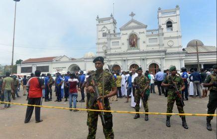Sri Lanka: 8 explosions font au moins 160 morts et 400 blessés, couvre-feudécrété