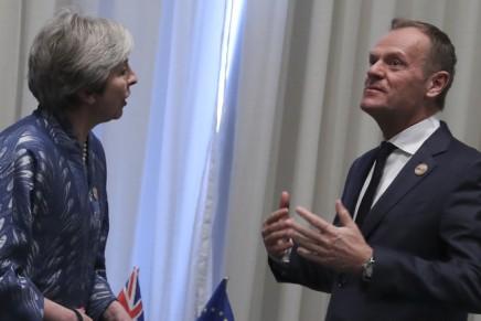 Brexit : Theresa May suggère une sortie le 30 juin, le Conseil européen propose un report d'unan