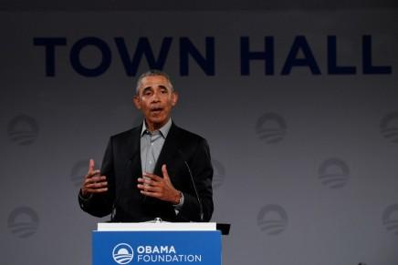 Barack Obama soutient à Berlin la mobilisation des jeunes pour leclimat