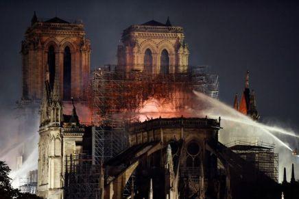 L'incendie de Notre-Dame met en lumière un projet pré-existant de rénovation de l'Île de laCité