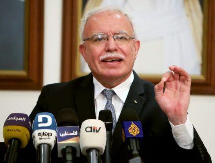 Les Palestiniens veulent discuter du plan du paix américain avec les payseuropéens