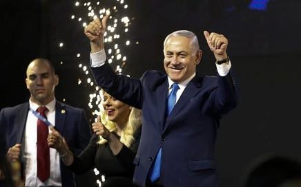 La victoire de Netanyahu et l'exclusion de HaYamin HaHadashconfirmés