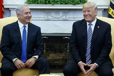 Neuf groupes juifs demandent à Trump de restreindre Netanyahu à l'annexion de laCisjordanie