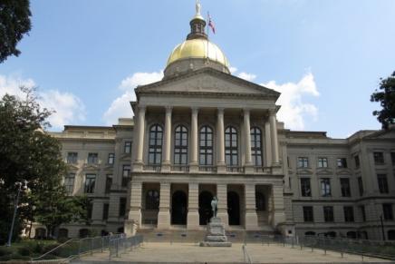 Etats-Unis: Les députés de l'Etat de Géorgie ont voté la «loi du battement de coeur», restreignantl'avortement
