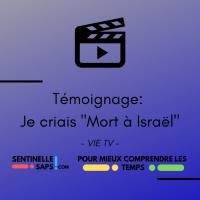 One for Israel:Daryoosh: Je criais « Mort à israël!»