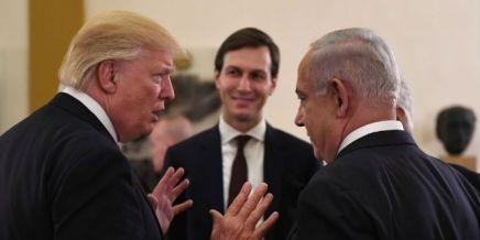 Le plan de paix de Trump sera immédiatement présenté après la mise en place du gouvernement deNetanyahou