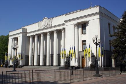 Ukraine: objectif d'adhésion à l'UE et l'Otan dans saConstitution