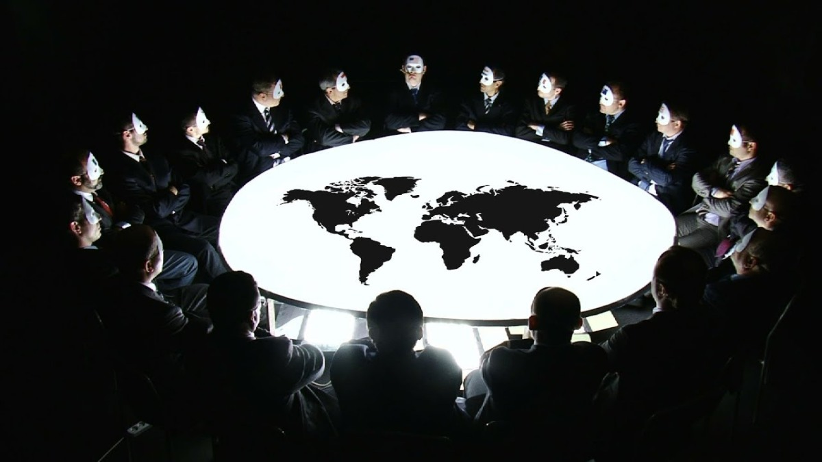 Le gouvernement mondial et complot planétaire