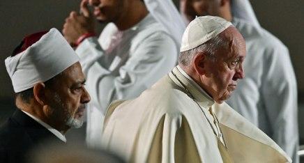 Le pape François ajoute la traîtrise àl'apostasie