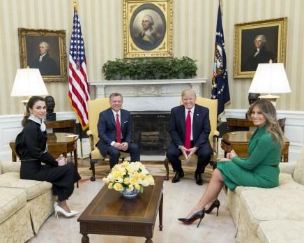 Al Akhbar : Trump veut que la Jordanie accueille 1 million de « Palestiniens»