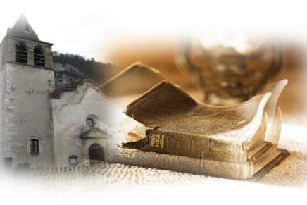 Une grande partie de l'Eglise est une oppositioncontrôlée