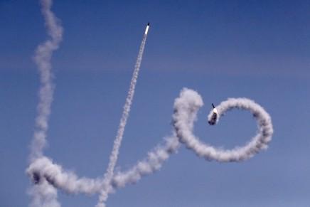 Plus de 250 roquettes tirées par les groupes terroristes palestiniens surIsraël