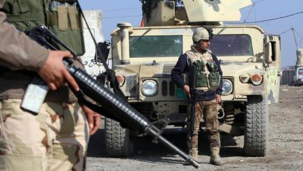 Irak : tir d'une roquette dans la « zone verte » alors que les tensions montent dans larégion