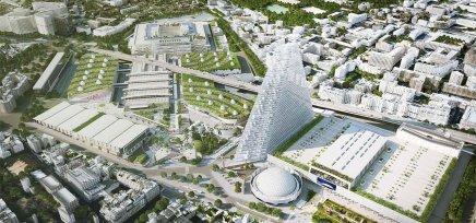 La tour Triangle sortira de terre à Paris enaccéléré